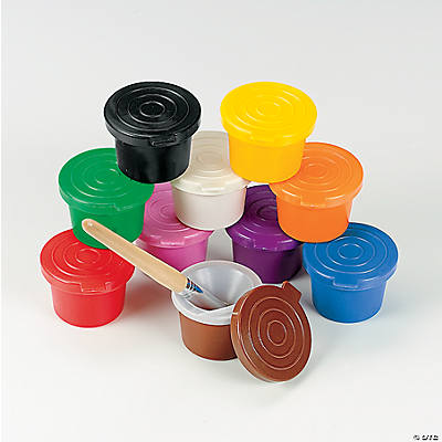 Keep It Clean! Paint Cups