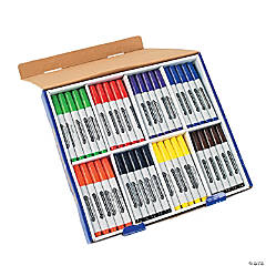 80 Pc. It's Permanent Marker Set