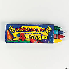 12 Boxes Of Crayons