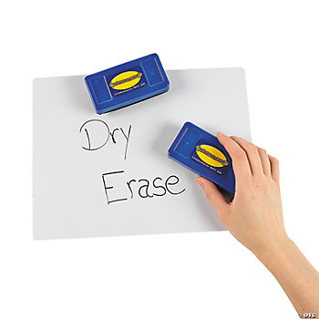 Exciting White Board Erasers