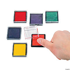 12 Everybody Gets One Stamp Pads
