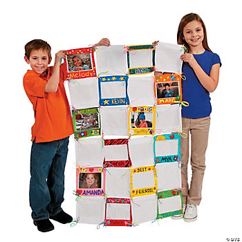 DIY Look It's Me Photo Quilt