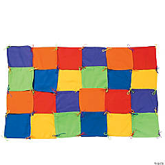 DIY Operation Cooperation Colorful Classroom Quilts