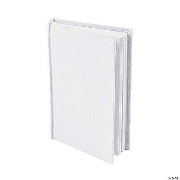DIY White Journals