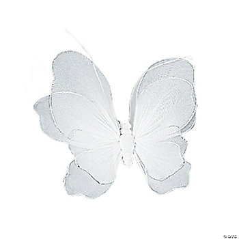 DIY Giant 3D Butterflies