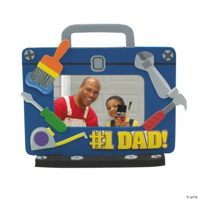 Fabulous Foam Stand-Up Tool Chest Picture Frame Kit