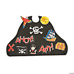 Fabulous Foam Pirate Hat Kit