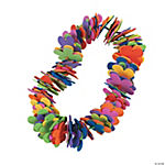 Fabulous Foam Flower Leis Craft Kit