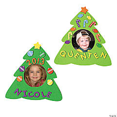 Christmas Tree Frames