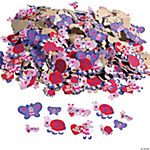 500 Fabulous Foam Self-Adhesive Love Bug Shapes