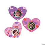 Fabulous Foam Valentine Photo Frames