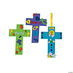 Jumbo Foam Crosses