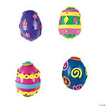 Fabulous Easter Egg Stickers