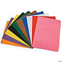 Gigantic Fantastic Felt Sheets