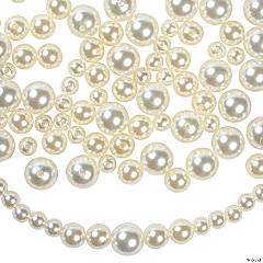 Faux Pearl Craft Beads