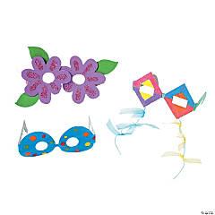 Design Your Own Goofy Glasses