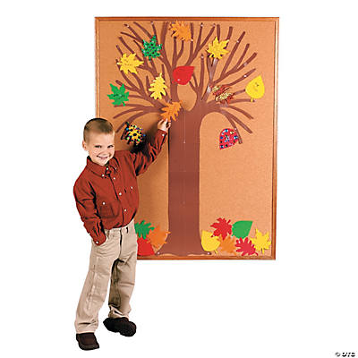 "DIY Bulletin Board Set - ""Tree of Thanks"""