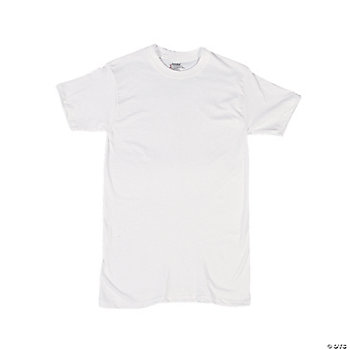 DIY Cotton T-Shirts - Youth Large