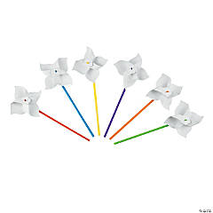 DIY Pinwheels - 24 pcs.