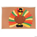 DIY Bulletin Board Turkey