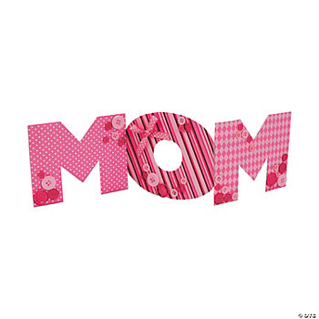 "DIY ""Mom"" Accordion Cards"