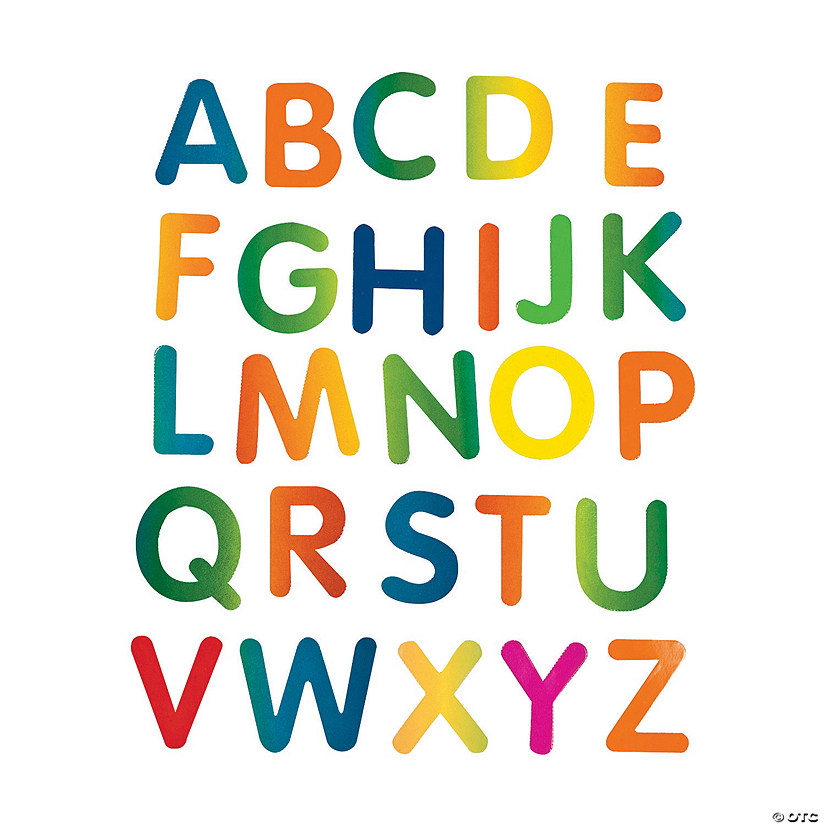 Bulletin board letters super pack for Letters for bulletin boards templates