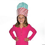 Paper DIY Chef Hats