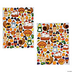 Thanksgiving Sticker Sheets