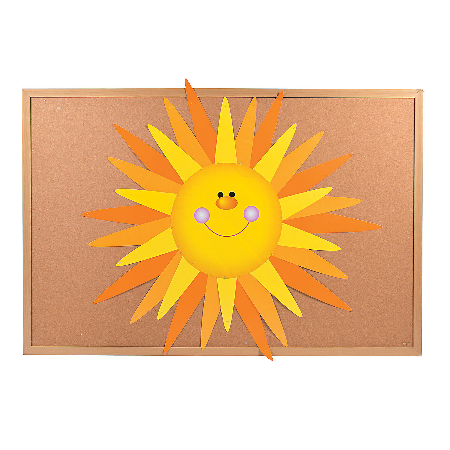 sun bulletin board set in 57 6709 do it yourself sun bulletin board ...