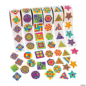 Great Geometric Stickers