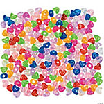 1/2 Lb. Of Happy Heart Pony Beads