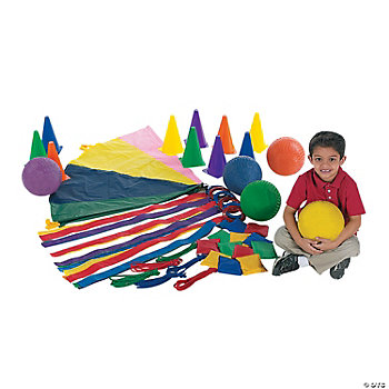 Super Mega Active Play Set