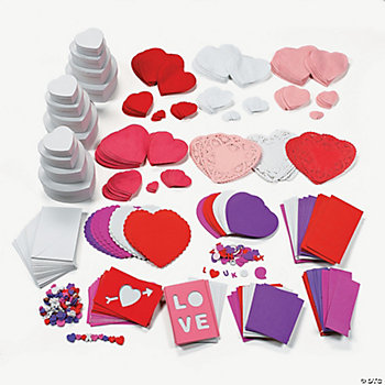 Super Mega Valentine Craft Kit