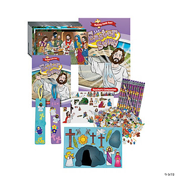 Easter Story Deluxe Curriculum Pack