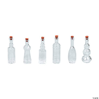 Clear Bottle Assortment