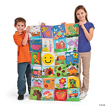 DIY Operation Cooperation Classroom Quilt