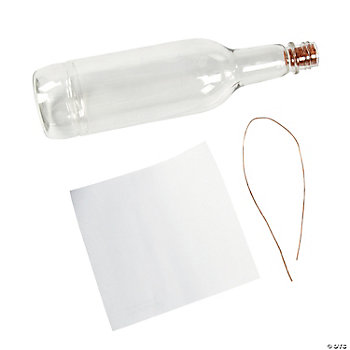 DIY Messages In A Bottle