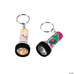 DIY Mini Flashlight Key Chains