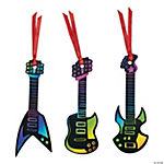 Magic Color Scratch Rock Star Ornaments