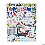 "Color Your Own ""All About VBS"" Posters"