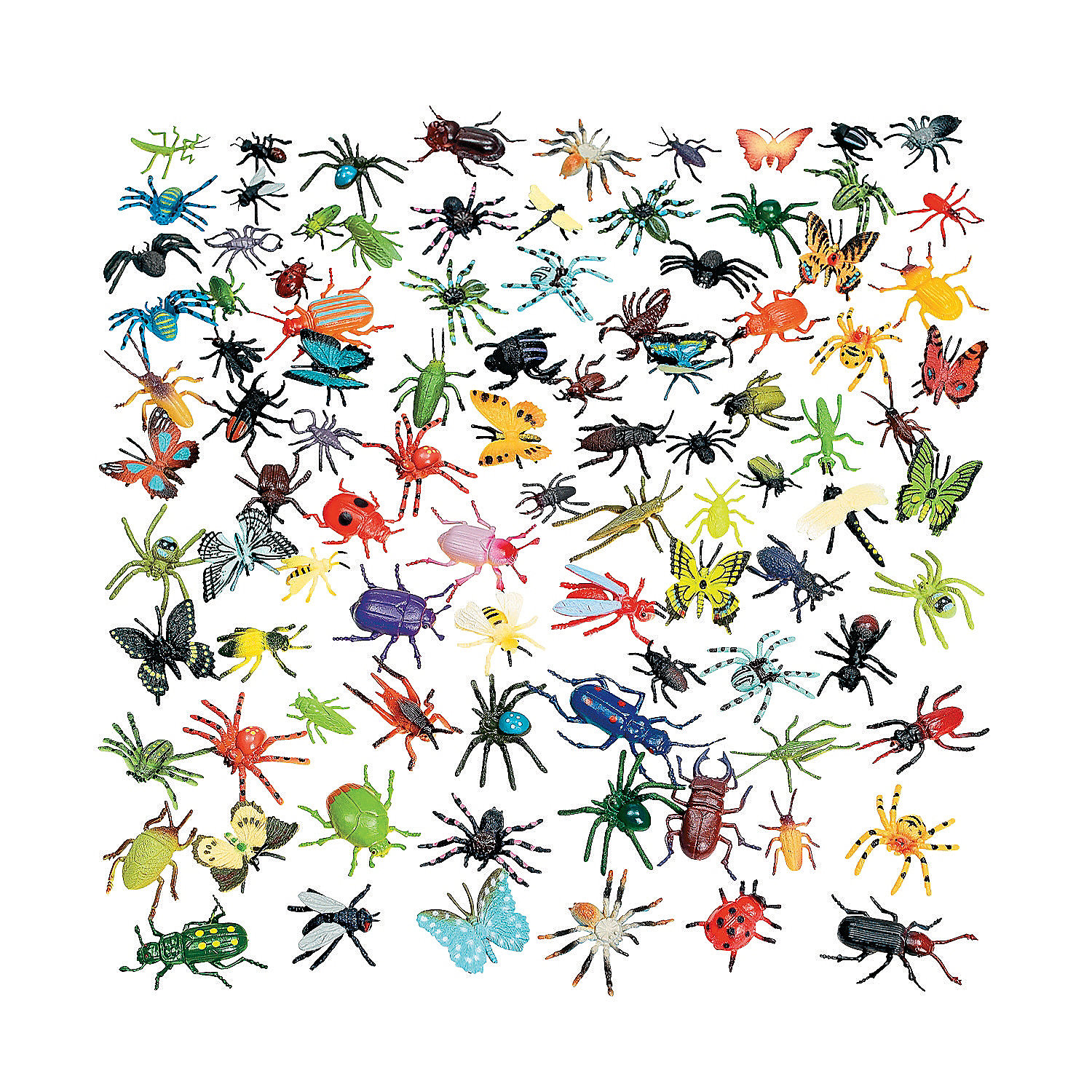 Small Oriental Trading Company Toys : Just buggy bugs oriental trading