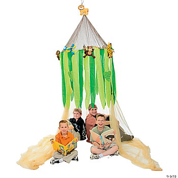 Big Top! Super Safari Canopy Tent