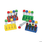 Super Science Test Tubes With Trays