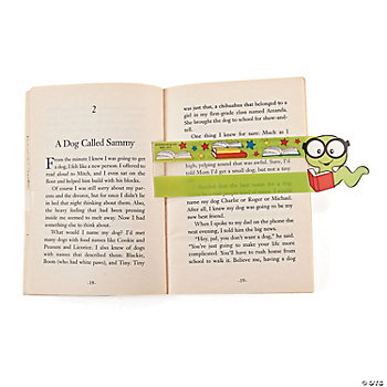 24 Bookworm Reading Guides