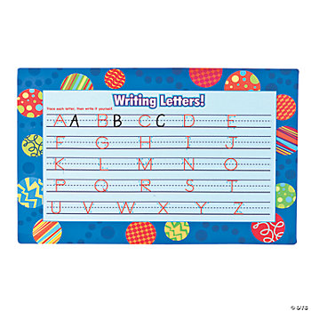 24 Learning to Write Mats