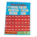 Word Families Pocket Chart