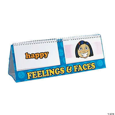 Feelings & Emotions Flip Chart Set