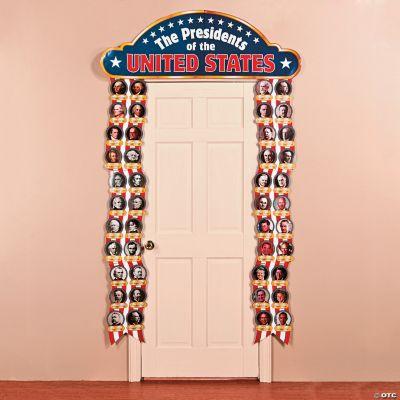 Presidents Door Border