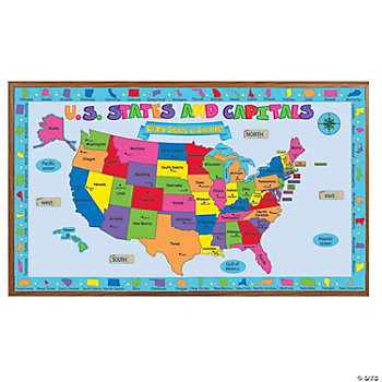 United States Bulletin Board Set