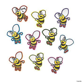 Bee Counting Magnets